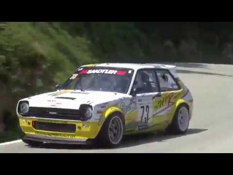 2019 Trento Bondone - Mikko Kataja - Toyota Starlet 16V 1600cc