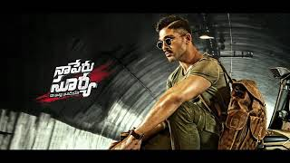 Surya the soldier || the angry ringtone. ....