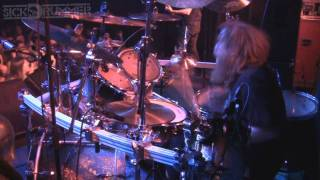 Death Angel - Will Carroll - Claws In So Deep - Filmed 10/23/2011