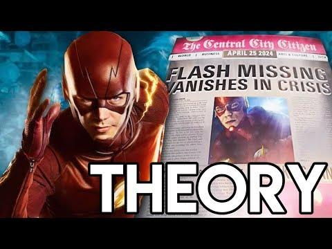 The Flash 2024 Newspaper Theory - The Flash Season 4 Iris West Breakdown