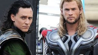 Thor The Dark World Thor Amp Loki 39 S Exclusive Interview Official HD Telugu Version