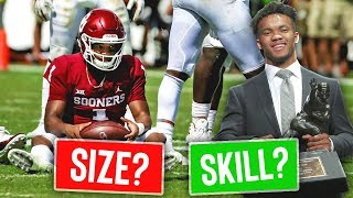 5 Reasons Why Kyler Murray WILL SUCCEED in the NFL... and 5 Why He WILL FAIL