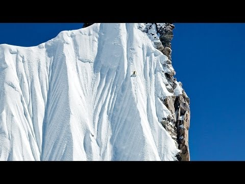 Jeremy Jones first descent in the Himalayas - Behind The Cov