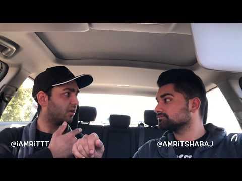 ਪੰਜਾਬੀ ਹਾਸੇ  | Bachelors Vs Married Couple | Mr Mrs Randhawa | Amrit Randhawa |  Funny punjabi video