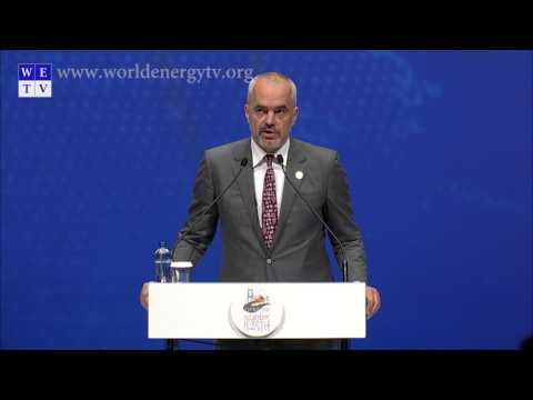 WPC217 | Edi Rama, Prime Minister of Albania, Opening Keynote
