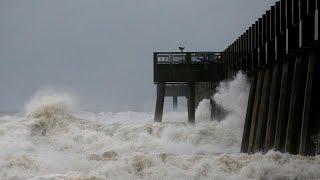 Kategorie 4 Hurrikan