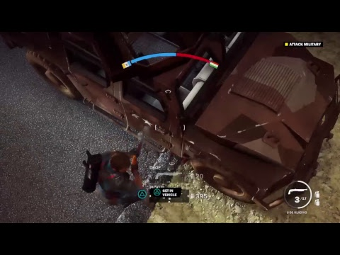 Grapple for days  (Just cause 3)