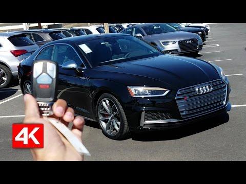 2018 Audi S5 Coupe - In Depth Walkaround, Exhaust, Exterior, Startup & Interior
