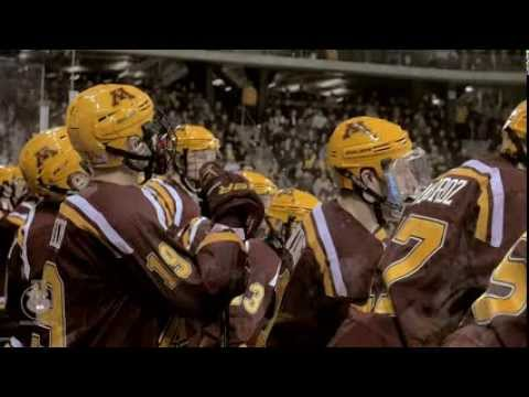 Gopher Hockey vs. Minnesota-Duluth Hype Video