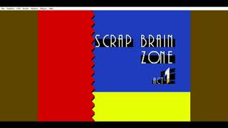 Sonic Classic Heroes #3 - Final de Sonic 1- Starlight Zone &  Scrap Brain Zone