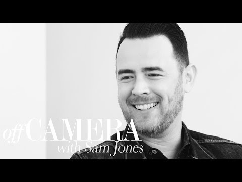 Colin Hanks shares advice from his father about acting