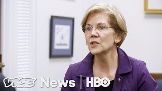 Elizabeth Warren: The GOP Tax Bill Is For The Rich, And No One Else (HBO)