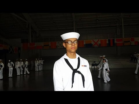 RTC-Navy Recruit Graduation-Aug, 29 2014