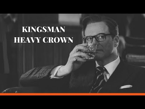 Kingsman II Heavy Crown