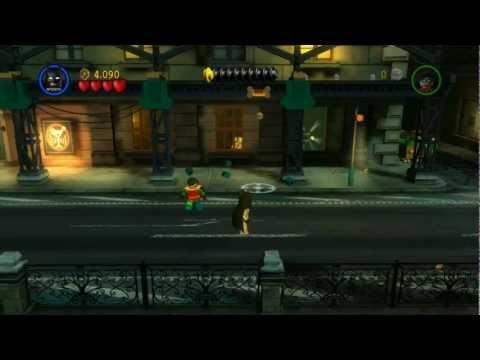 Playthrought de Lego Batman - Ep 1 - Défonçons une Gueule d'Argile ! [PC]