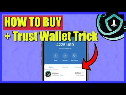 How To Buy SafeMoon (BONUS Trick Around TrustWallet Error)