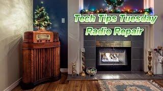 Tech Tips Tuesday- Radio Repair Tips.