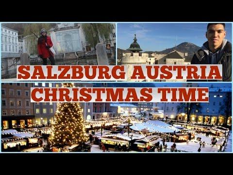 THE CITY OF MUSIC- SALZBURG AUSTRIA
