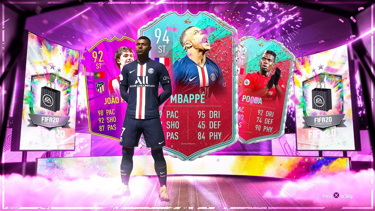 25X BEST OF RELEASE 2 PARTY BAGS! #FIFA20 ULTIMATE TEAM