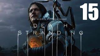 DEATH STRANDING | Capítulo 15 | Hacía las montañas!