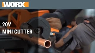 20V Mini Cutter   WORX