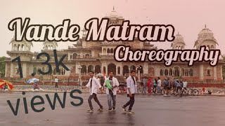 Vande Mataram || ABCD 2 || Dance Choreography by Akash Nayak || Presenting ARDMA Dance Events