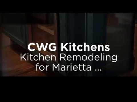 For Kitchen Remodeling Marietta GA Calls CWG Kitchens | (404) 399 ...