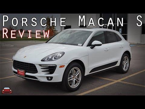 2017 Porsche Macan S Review