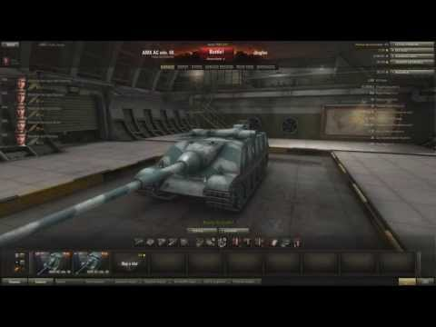 World of Tanks - AMX AC .mle 1948 Tier 8 Tank Destroyer
