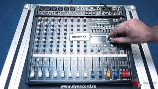 NOU! - DYNACORD CMS 600-3 - Play Sound