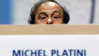 Michel Platini detained in 2022 Qatar World Cup corruption probe
