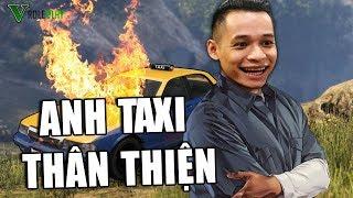 (GTA V Roleplay) Ngày đầu vào Công ty của Anh Taxi thân thiện.