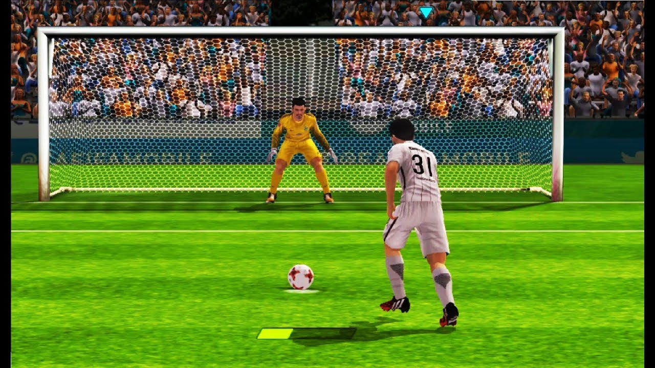Android Soccer - Football Shootout Flash Sports Game ...