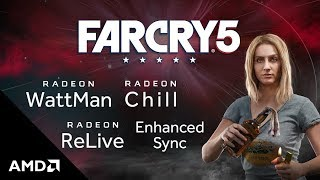 Far Cry® 5: Fight the Cult with Radeon™ Software