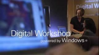 Digital Workshop - Holland America Line