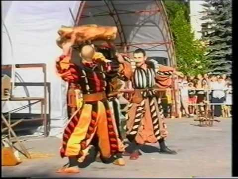 Videoarchiv 5. ročník udílení Cen Františka Filipovského za nejlepší herecký výkon v dabingu (1999)