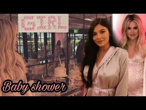 Khloe Kardashian's Baby Shower Party
