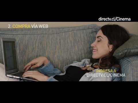 Cómo comprar películas de estreno en Canal 400 – DIRECTV® Cinema
