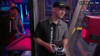 BattleBots Basement Tape 2020: Tracer vs HiJinx
