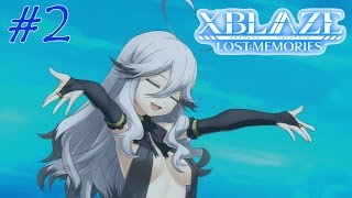 Xblaze Lost: Memories - Platinum Trophy Walkthrough Guide - Part 2 PS3/PSV {English, Full 1080p HD}