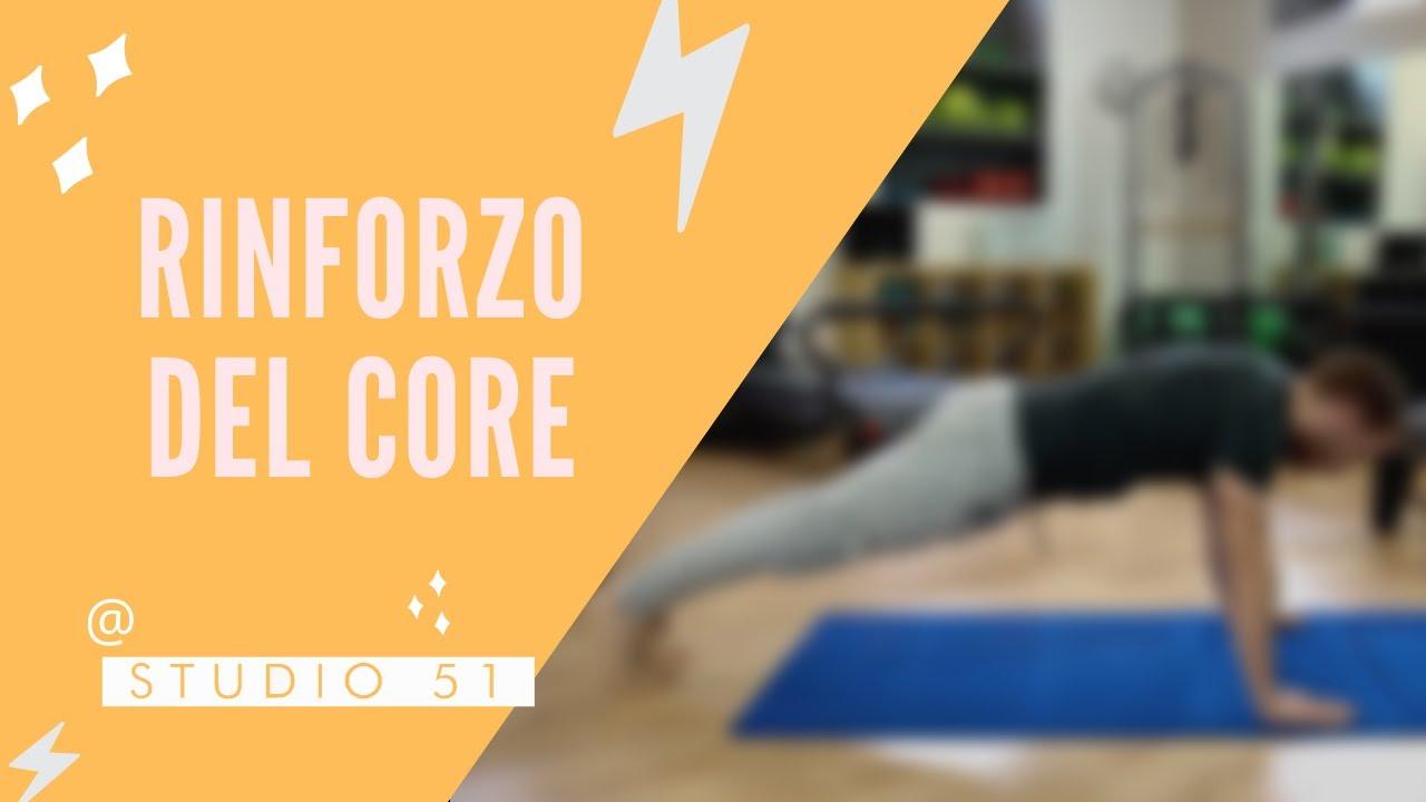 Rafforzo Addominale E Core Stability - 10 Minuti Di Esercizi Da Fare A Casa