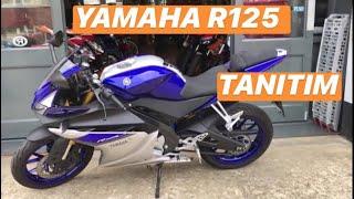 Yamaha YZF R125 TANITIM TOP SPEED 2018 MODEL (ÇOK İYİ)