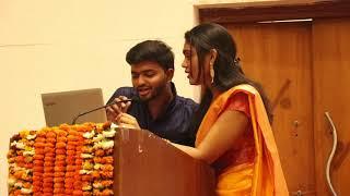 Priyatama Neevachata kusalama song cover   JNU students Manohar, Deepika   Ugadi 2018