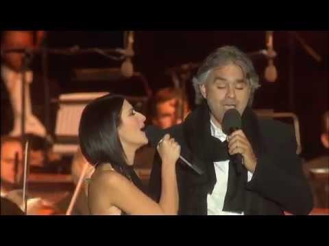 Andrea Bocelli & Laura Pausini  Dare to   Osons Vivre
