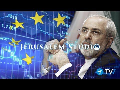 Europe versus Iran, sanctions and agreements - Jerusalem Studio 389
