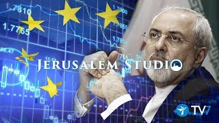 Europe versus Iran, sanctions and agreements - Jerusalem Studio 389
