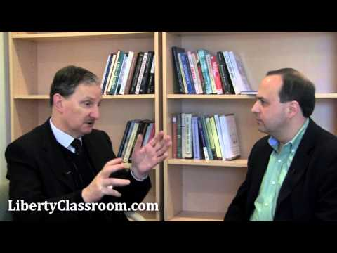Libertarian Anarchy: Tom Woods Talks to Gerard Casey