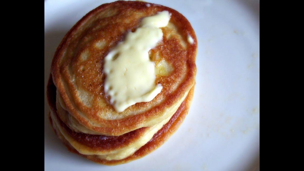 Pancake Recipe Using Cake Flour