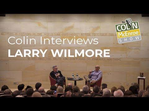 Larry Wilmore Tells Colin McEnroe How He Combats Internet Rage