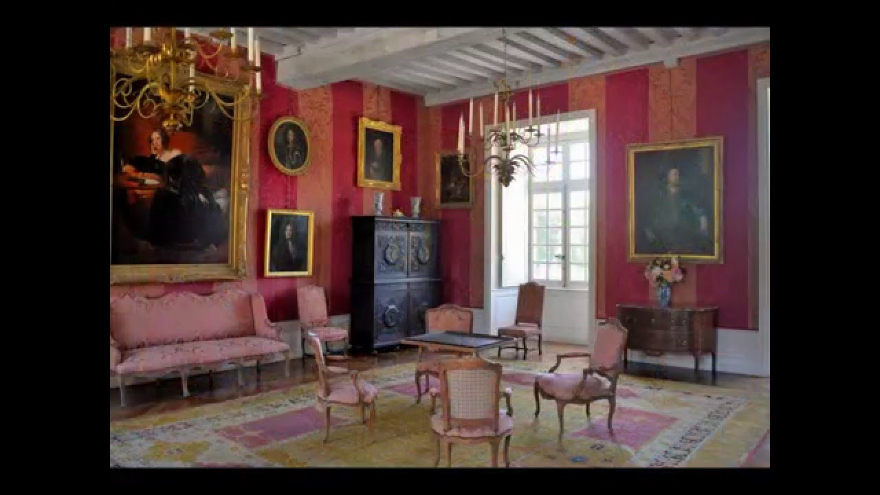 Ch teau de bussy rabutin de l 39 int rieur youtube for Interieur chateau